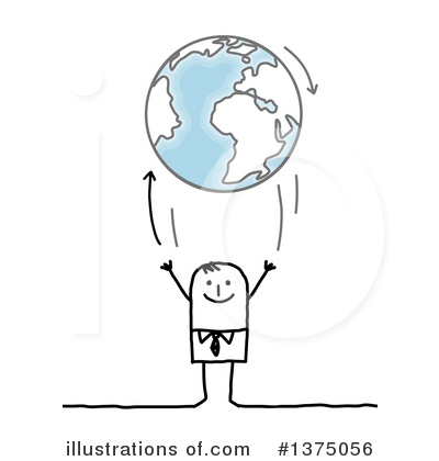 Globe Clipart #1375056 by NL shop