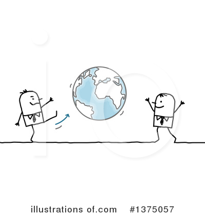 Globe Clipart #1375057 by NL shop