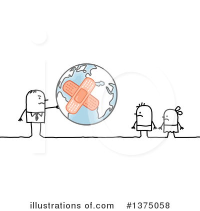 Globe Clipart #1375058 by NL shop