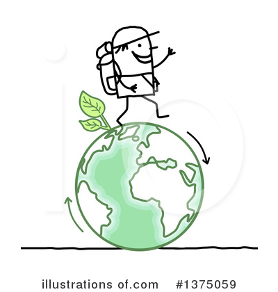 Globe Clipart #1375059 by NL shop