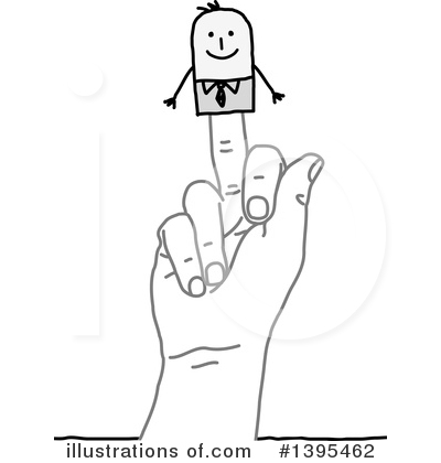 Puppet Clipart #1395462 by NL shop