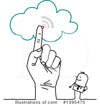 Technology Clipart #1395475 by NL shop