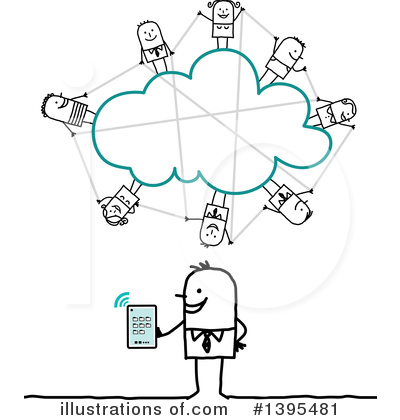Technology Clipart #1395481 by NL shop
