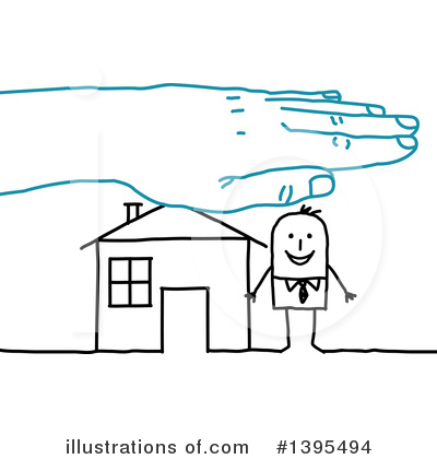 Real Estate Clipart #1395494 by NL shop