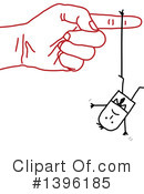 Stick Man Clipart #1396185 by NL shop