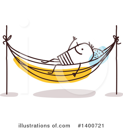 Hammock Clipart #1400721 by NL shop