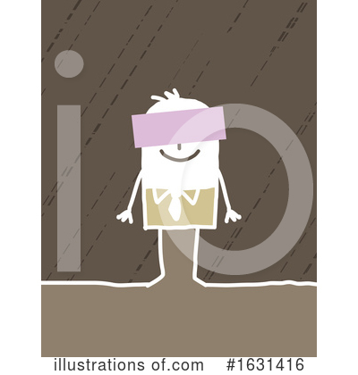 Royalty-Free (RF) Stick Man Clipart Illustration by NL shop - Stock Sample #1631416