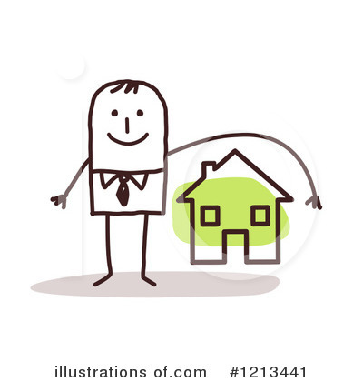 Real Estate Clipart #1213441 by NL shop