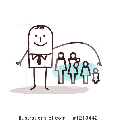 Family Clipart #1213442 by NL shop