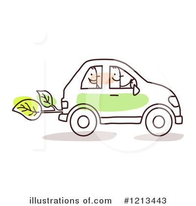 Car Pooling Clipart #1213443 by NL shop