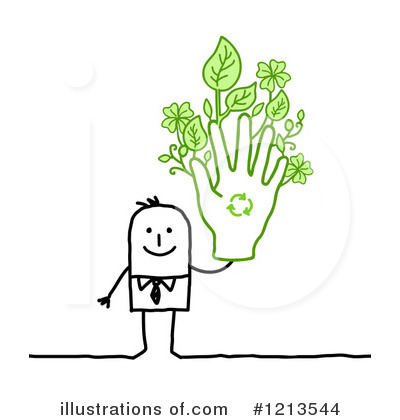 Royalty-Free (RF) Stick People Clipart Illustration by NL shop - Stock Sample #1213544