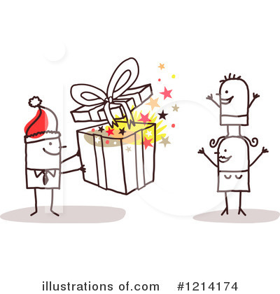 Present Clipart #1214174 by NL shop