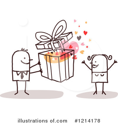 Present Clipart #1214178 by NL shop