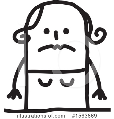 Royalty-Free (RF) Stick People Clipart Illustration by NL shop - Stock Sample #1563869