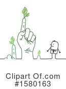 Stick People Clipart #1580163 by NL shop