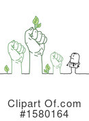 Stick People Clipart #1580164 by NL shop