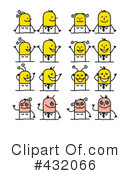 Stick People Clipart #432066 by NL shop