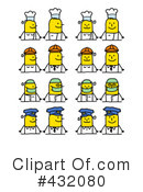 Stick People Clipart #432080 by NL shop
