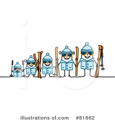 Family Clipart #81662 by NL shop