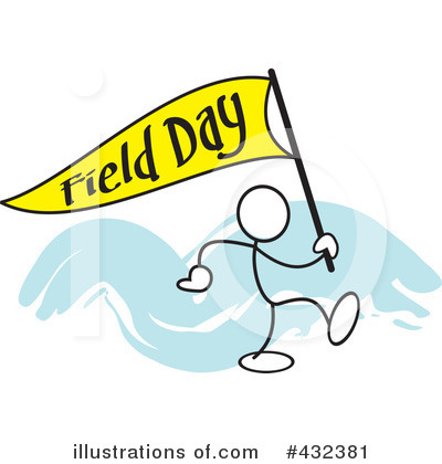 Field Day Clipart #432381 by Johnny Sajem