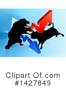 Stock Market Clipart #1427849 by AtStockIllustration