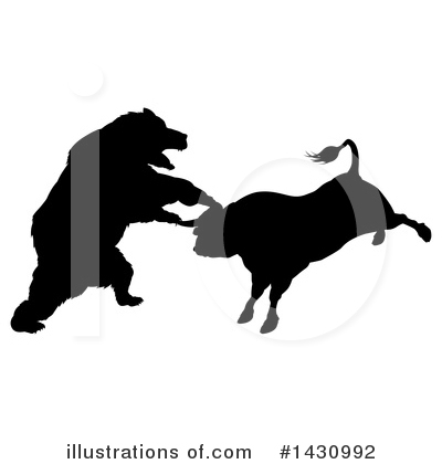 Stock Market Clipart #1430992 by AtStockIllustration