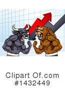 Stock Market Clipart #1432449 by AtStockIllustration