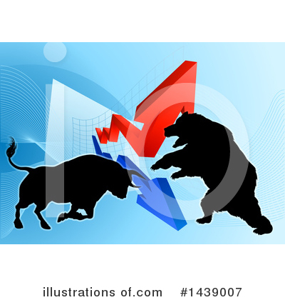 Stock Market Clipart #1439007 by AtStockIllustration