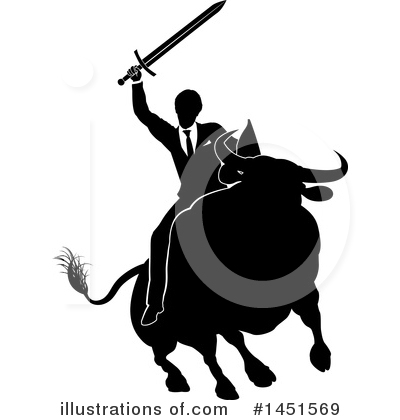 Royalty-Free (RF) Stock Market Clipart Illustration by AtStockIllustration - Stock Sample #1451569