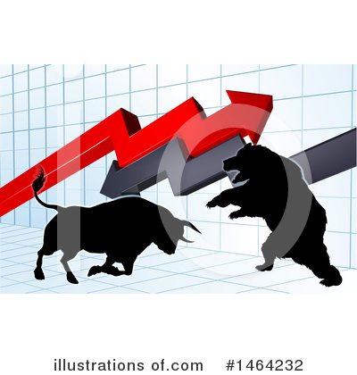 Stock Market Clipart #1464232 by AtStockIllustration