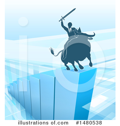 Stock Market Clipart #1480538 by AtStockIllustration