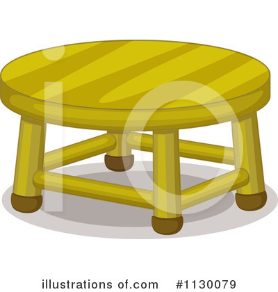 Furniture Clipart #1130079 by Graphics RF