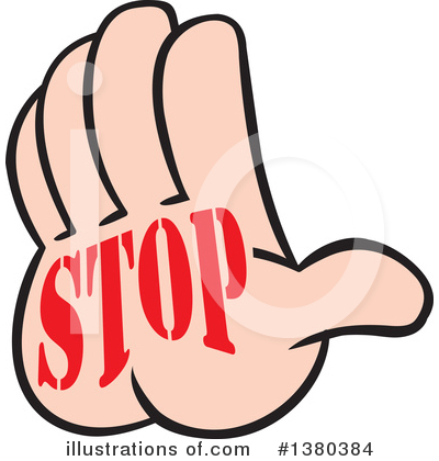 Hands Clipart #1380384 by Johnny Sajem