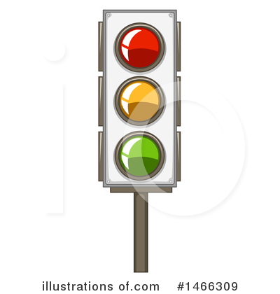 Traffic Light Clipart #1466309 by Graphics RF
