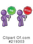 Stop Sign Clipart #219303