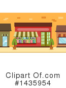 Storefront Clipart #1435954 by BNP Design Studio