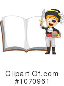 Story Book Clipart #1070961 by BNP Design Studio