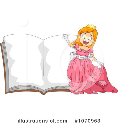 Fairy Princess Clipart #1070963 by BNP Design Studio