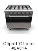 Stove Clipart #24814 by KJ Pargeter