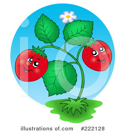 Strawberry Clipart #222128 by visekart