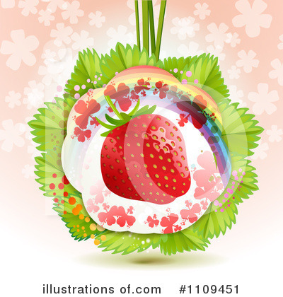 Strawberry Clipart #1109451 by merlinul