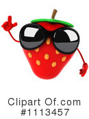 Strawberry Clipart #1113457 by Julos
