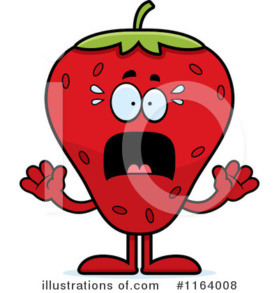 Strawberry Clipart #1164008 by Cory Thoman