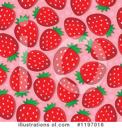Produce Clipart #1197016 by visekart