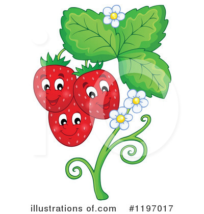 Fruit Clipart #1197017 by visekart