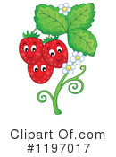 Strawberry Clipart #1197017