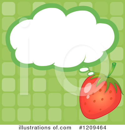 Strawberry Clipart #1209464 by Graphics RF