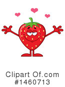 Strawberry Clipart #1460713 by Hit Toon