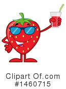 Strawberry Clipart #1460715 by Hit Toon