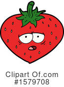 Strawberry Clipart #1579708 by lineartestpilot